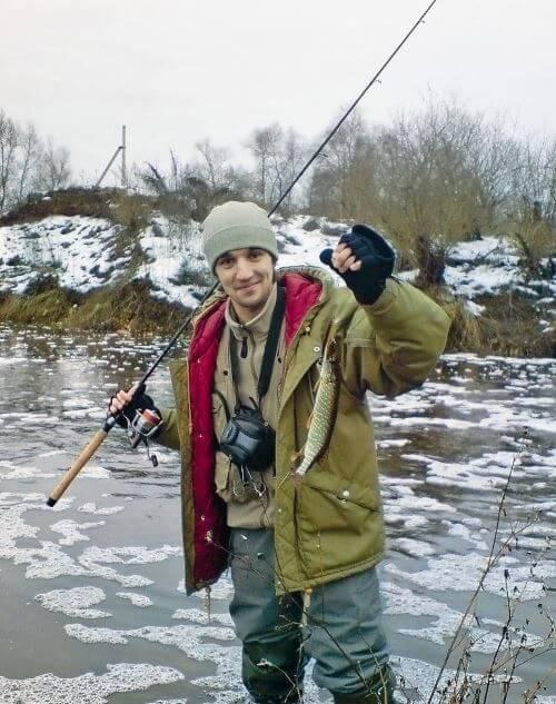 Что делать если леска обмерзает на водоеме