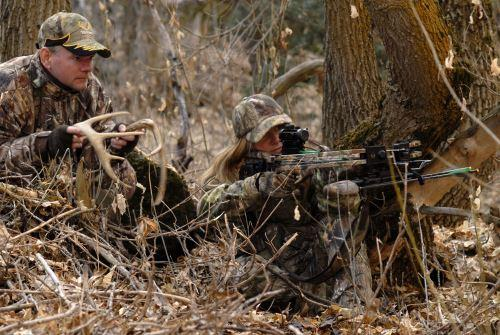 Охота с арбалетом в России
