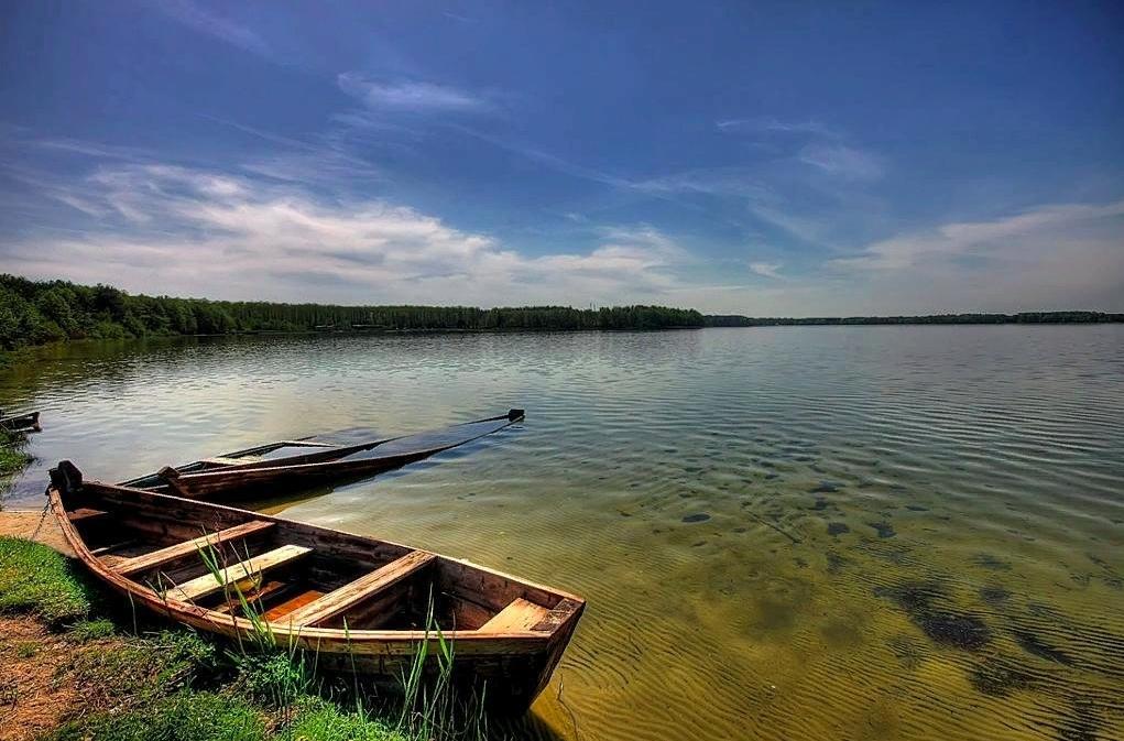 Отдых у воды: лучшие локации в Украине для лета