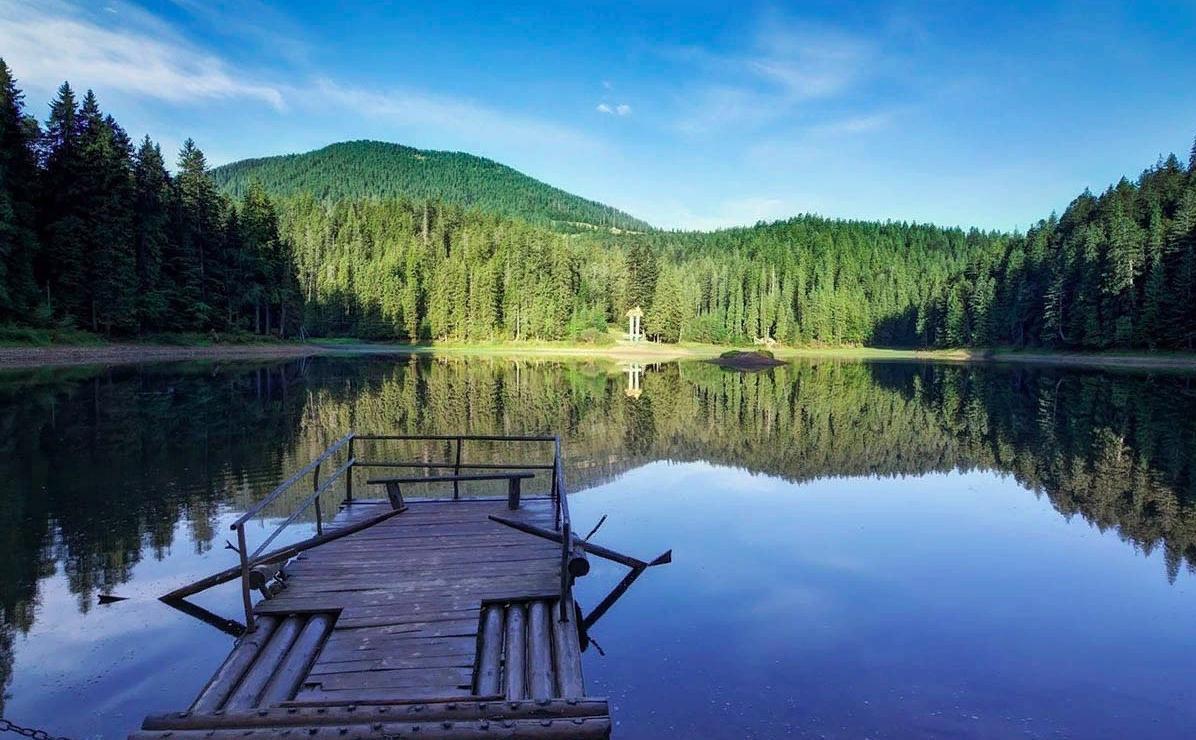 Где отдохнуть летом в Украине