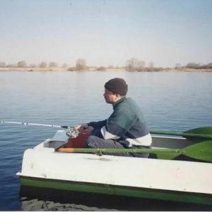 Видео об отвесной ловли с лодки