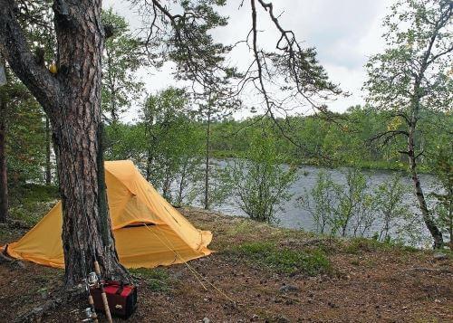 Принцип выбора палатки