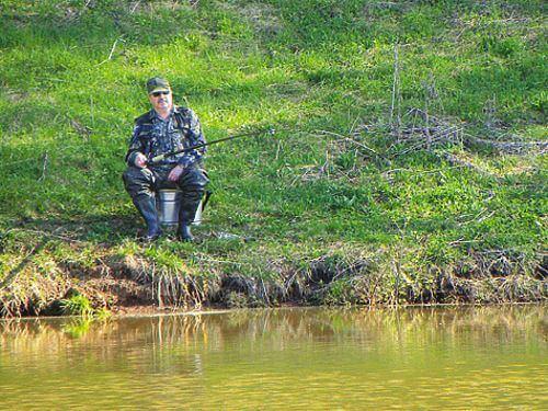Ловля пескаря в пруду: снасти, прикормка, наживка и техника ловли