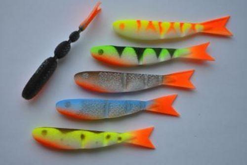 Как покрасить поролоновую рыбку