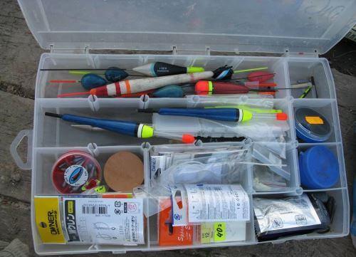 Поплавки для рыбалки на течении