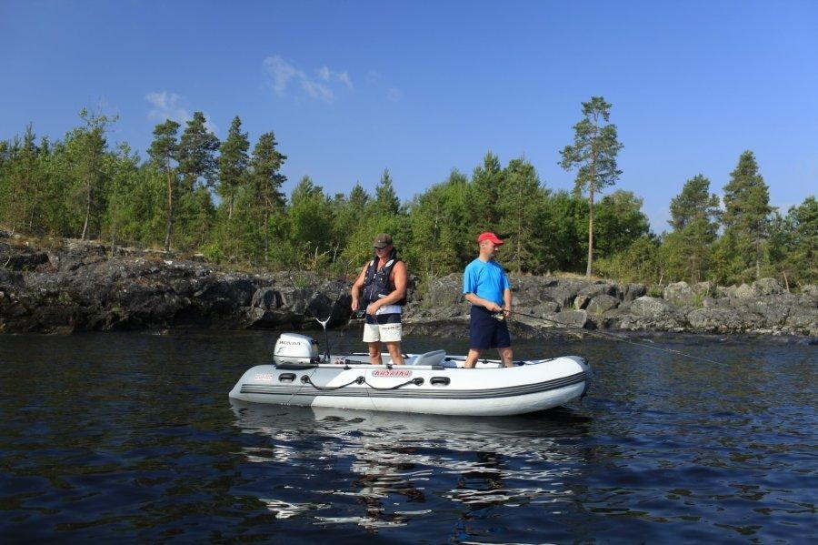 Особенности выбора мотора на лодку