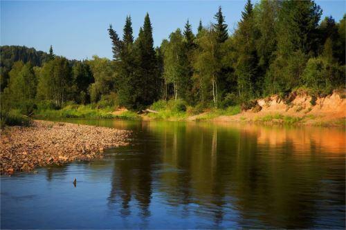 Река Тутуяс