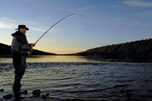 Преимущества дневной рыбалки