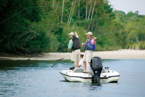 Техника рыбалки