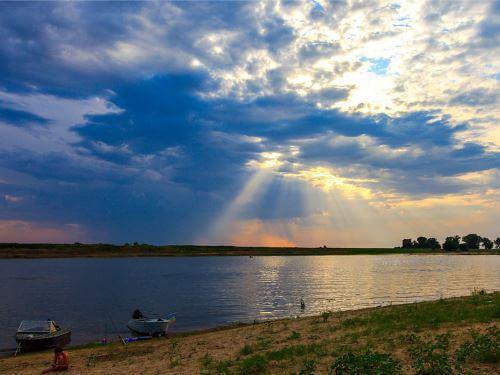 Бесплатные места для рыбалки в Астраханской области
