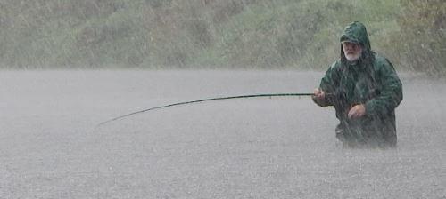 Советы для рыбалки в дождь