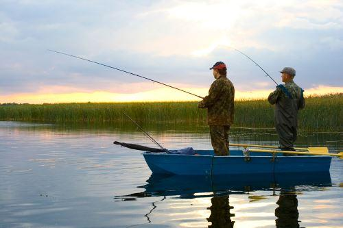 Самые рыбные места в Иркутске