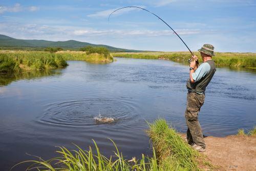 Самые рыбные места в Жуковском