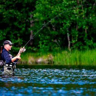Самые рыбные места в Калужской области
