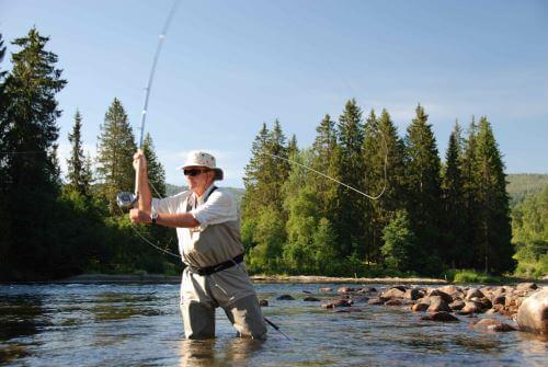 Самые рыбные места в Костромской области