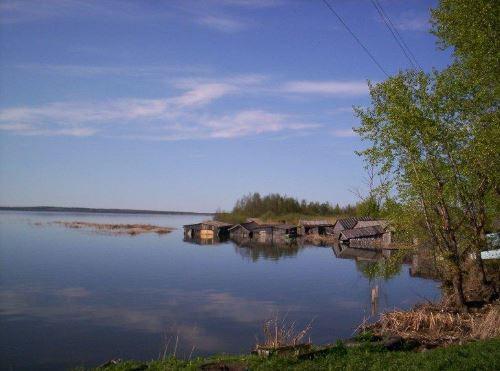 Бесплатные места для рыбалки вКостромской области