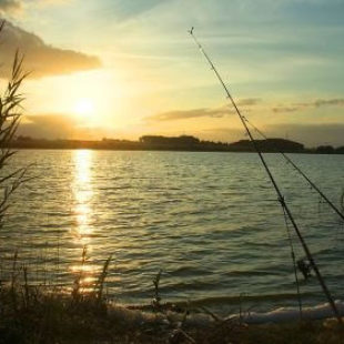 Самые рыбные места в Люберцах