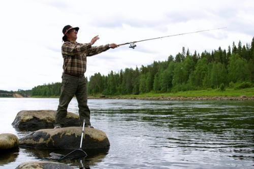 Самые рыбные места в Магаданской области