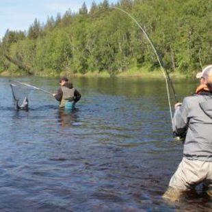 Самые рыбные места в Омской области