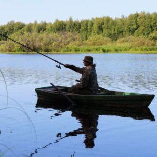 Самые рыбные места в Пскове