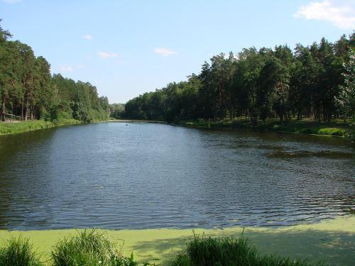 Рыбалка в Тамбовской области на озерах
