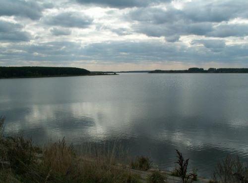 Рыбалка на Кершинском водохранилище