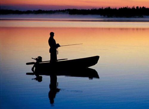Самые рыбные места в Томской области