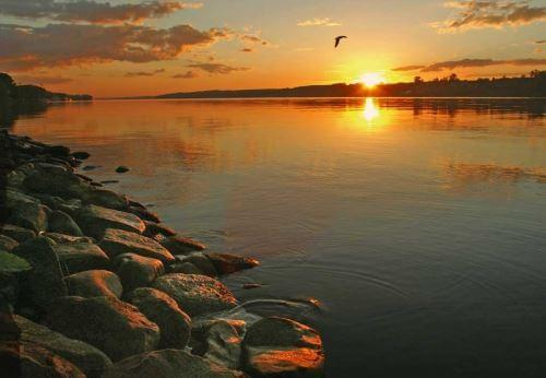 Бесплатные места для рыбалки вВолгоградской области