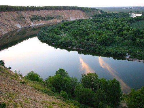 Бесплатные места для рыбалки в Воронежской области