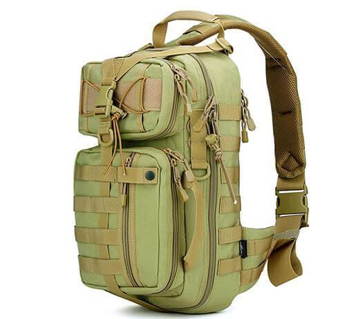 Характеристики рюкзака для рыбалки и охоты Free Soldier