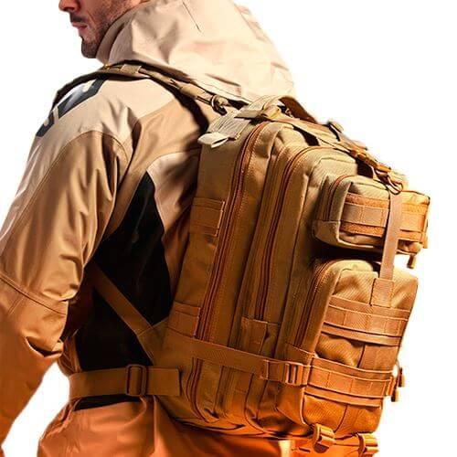 Описание рюкзака для рыбалки Free Soldier