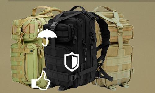 Преимущества рюкзака Free Soldier для рыбалки и охоты