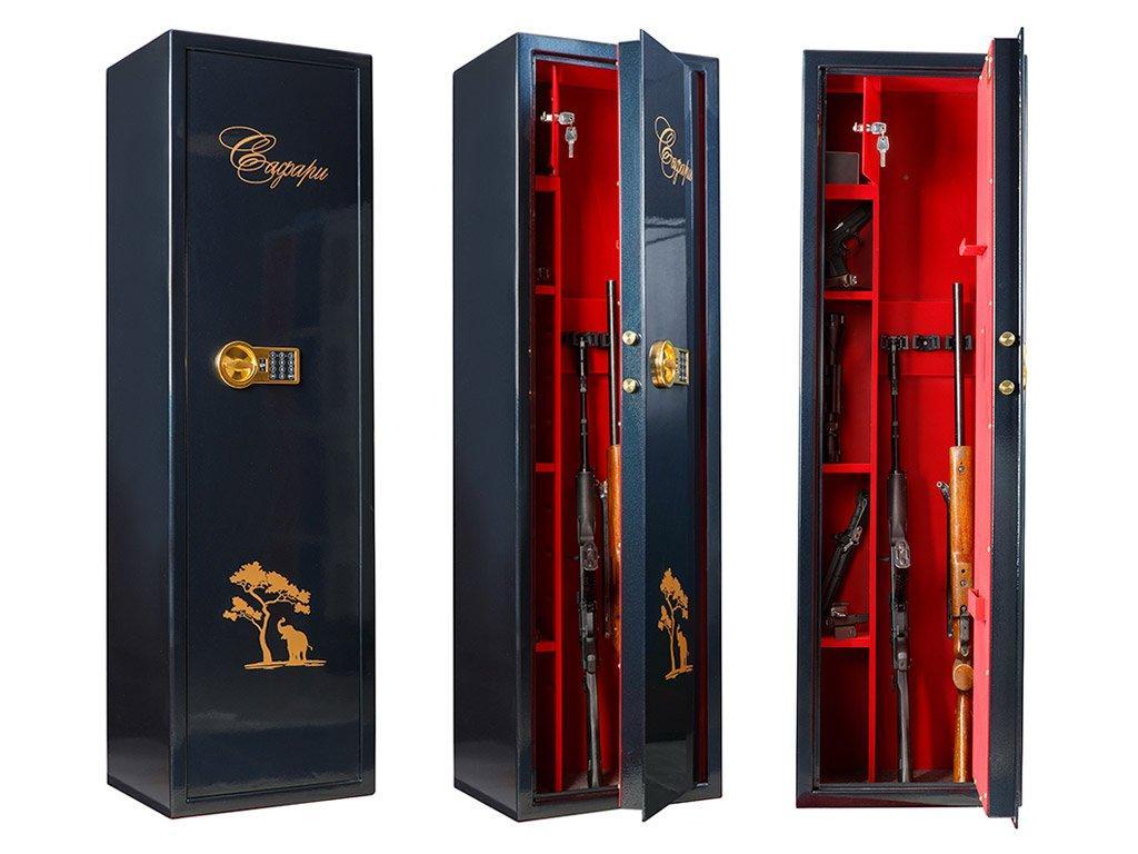 Как подобрать сейф для хранения оружия