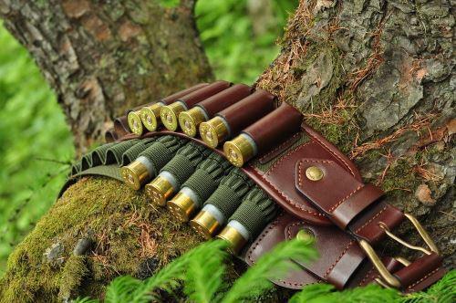 Хранение оружия и ножей