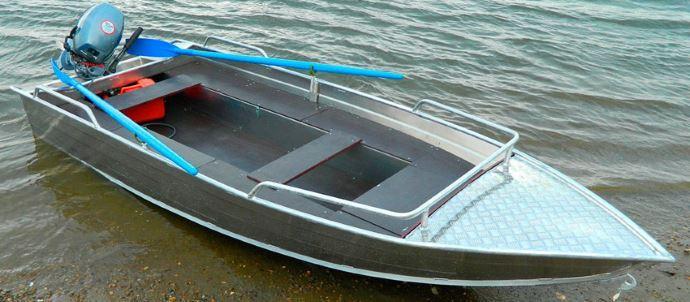 Wyatboat 390M
