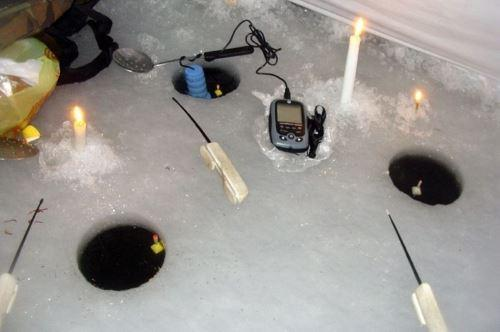 Удочки для ловли на поплавок зимой